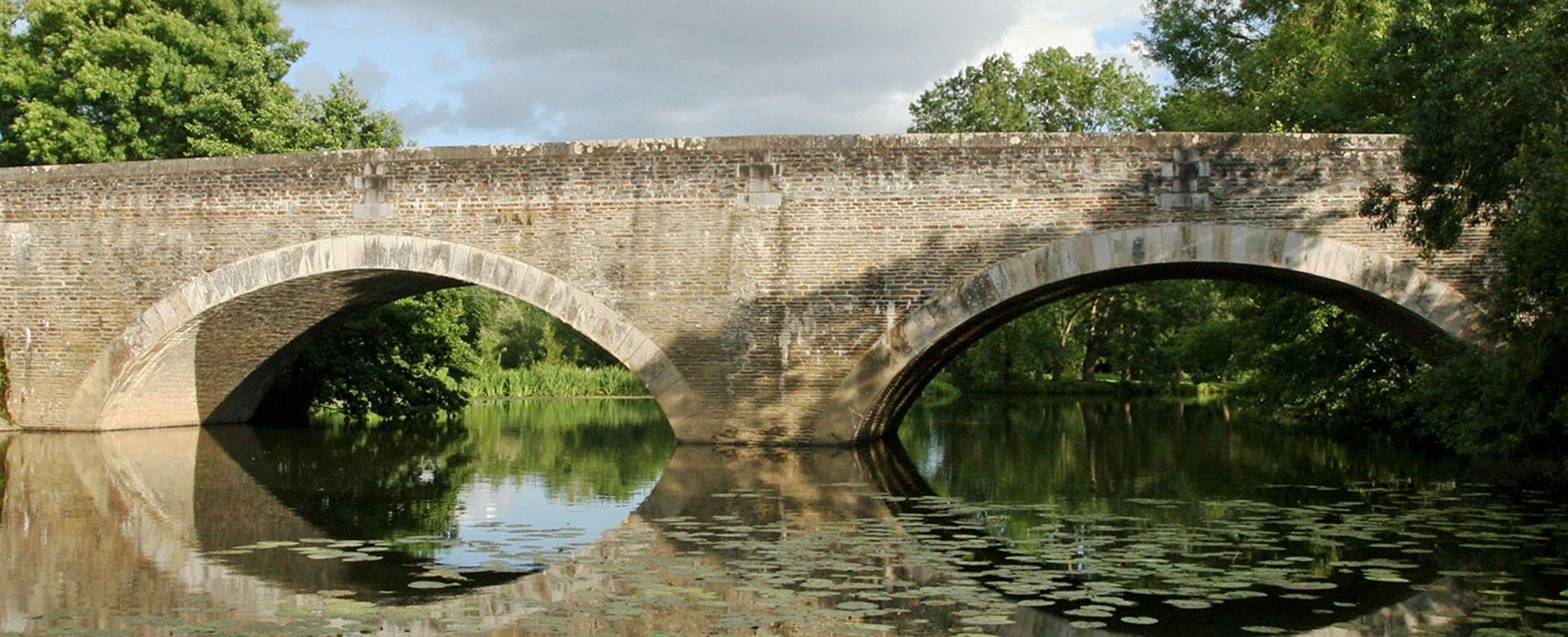 Le Pont sur l'Evre